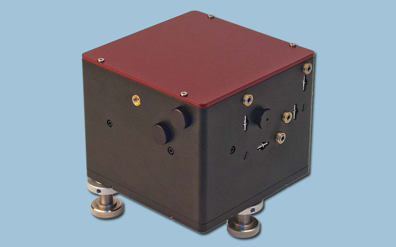 The optical unit of the AA-20DD interferometric autocorrelator for femtosecond oscillators