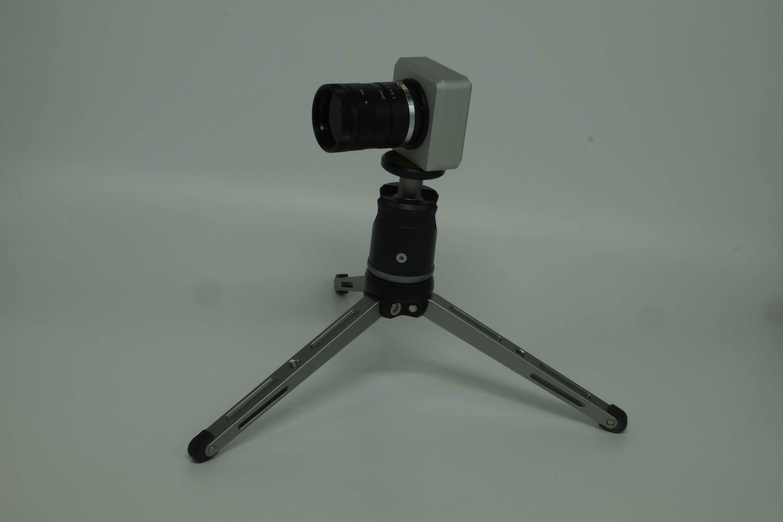 IR camera Contour-Cmos mounted on tripod